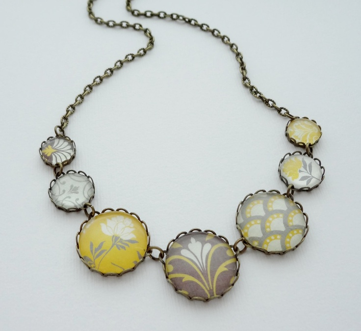 40 best mustard jewellery images on pinterest jewelry for Mustard colored costume jewelry