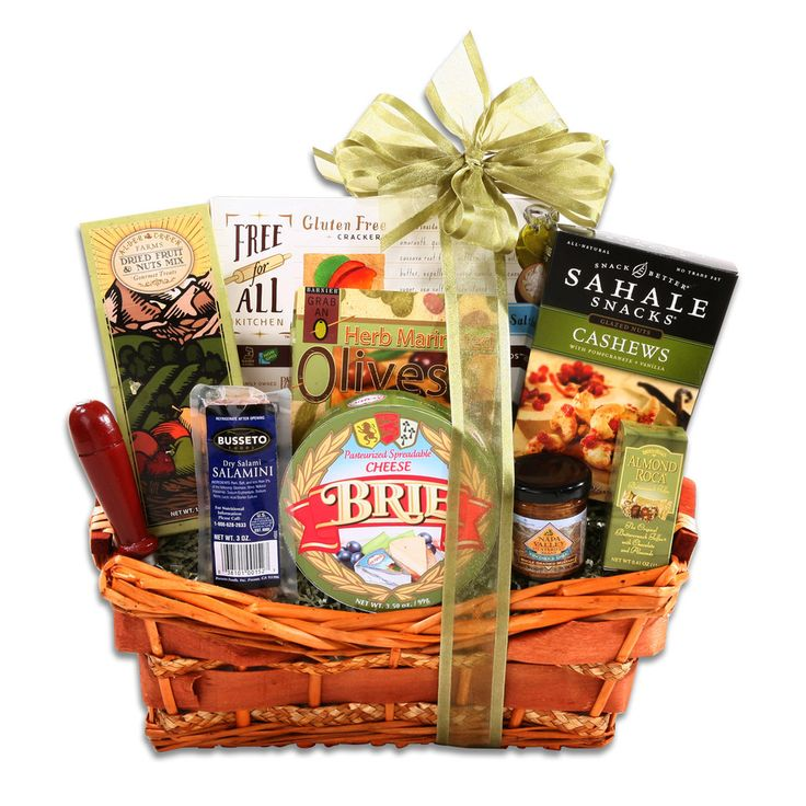 The 25 best gluten free gift baskets ideas on pinterest gluten alder creek gluten free gift basket multicolor negle
