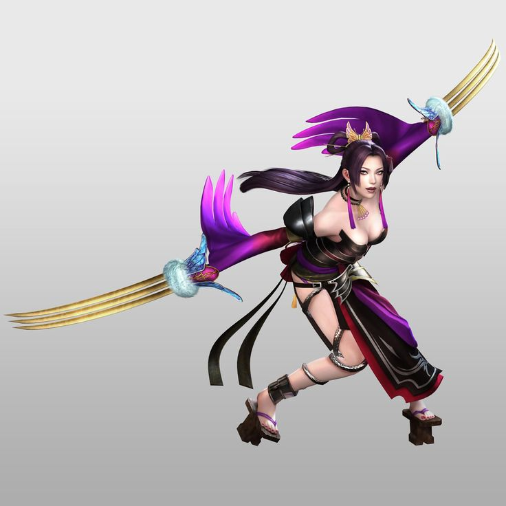 No | Samurai Warriors 4