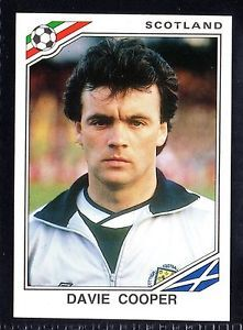 world cup panini mexico 86 - D.Cooper