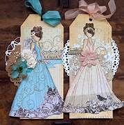prima paper doll stamps - Bing Images