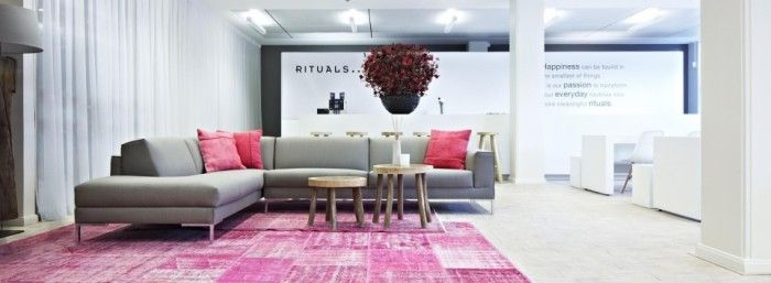 Rituals Cosmetics Amsterdam Office