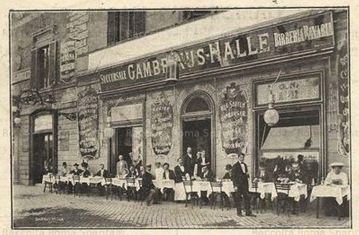 Risultati immagini per caffè gambrinus napoli