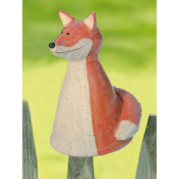 Pfostenhocker Fuchs