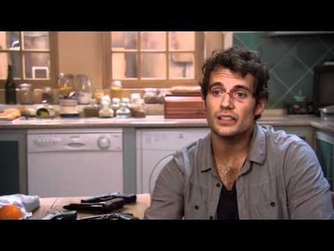 Lovely interview with Henry about filming The Cold Light of Day. How can you not love his British accent?! ♥
