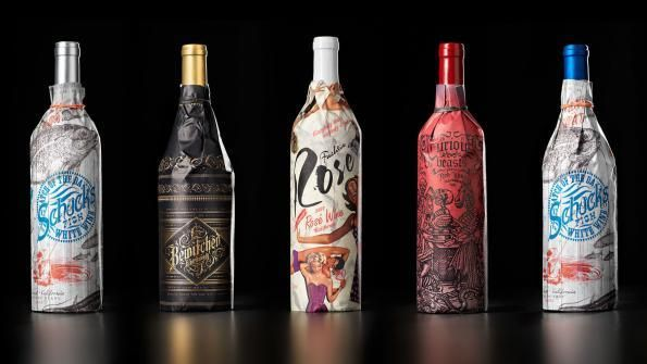 Safeway Debuts Occasion Based Wine - the new #packaging takes the guesswork out of food pairings