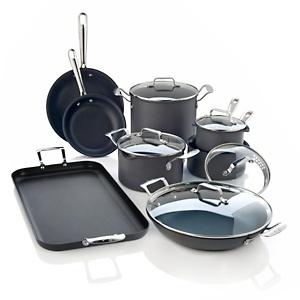 Emerilware™ Hard Anodized 13-piece Cook Set at HSN.com.