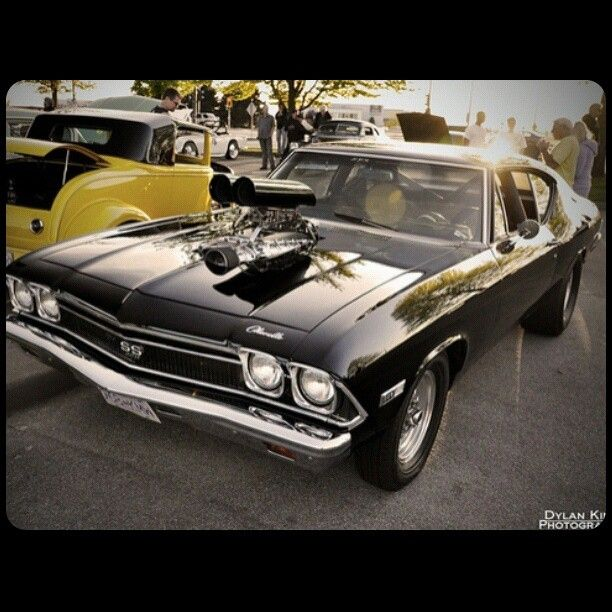 SS Chevelle! Yes...