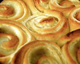 crustycorner: Chinois - francouzský máslový koláč s krémem