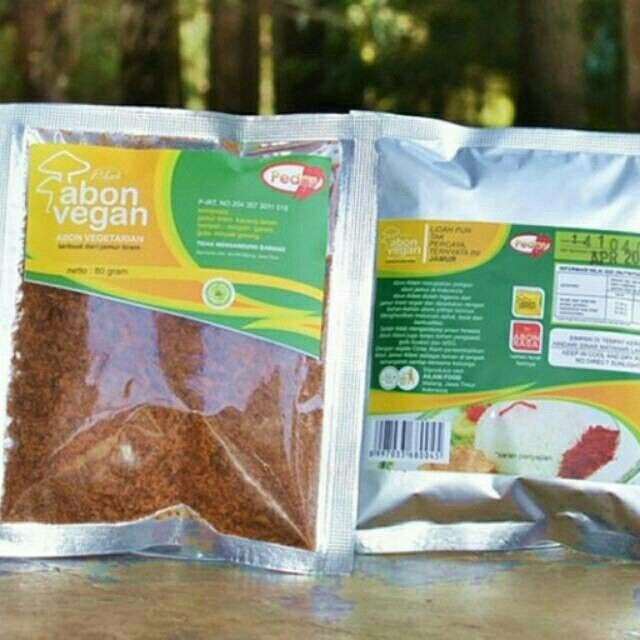 Temukan dan dapatkan Abon vegan pedas ( tdk termasuk ongkir) hanya Rp 18.000 di Shopee sekarang juga! #ShopeeID  For Order, Please contact :  089650359779 BB Pin : 58D6AEC9 Line : Jolinshopjakarta