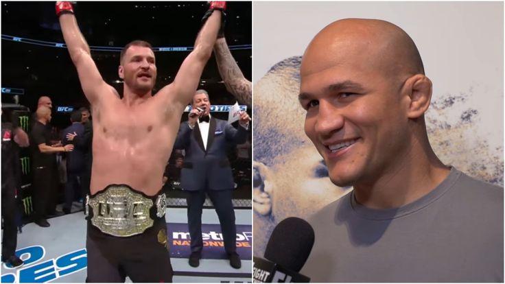 Junior Dos Santos Versus Stipe Miocic At UFC 211