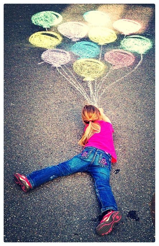 Birthday, Balloons, Luftballons