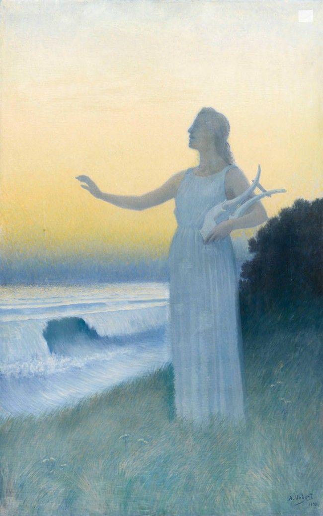 Osbert, Hymne à la mer