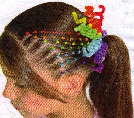 peinados de cabello corto para niña - Buscar con Google