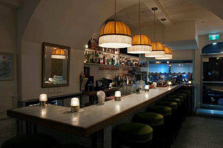 Bar Kabinet   92 Laurier Ouest