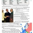 This CLOZE reading style worksheet is a fantastic overview of the entire Cold War. In includes over 70 vocabulary terms spread out over 3 pages on ...