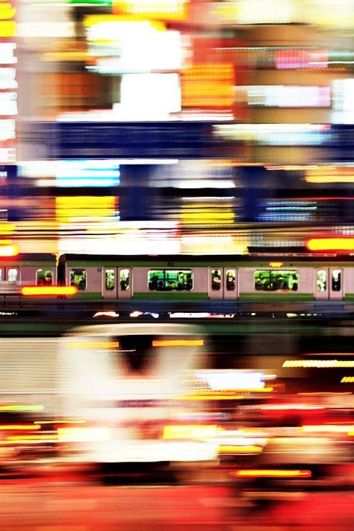 Yamate line,Tokyo Shinjuku