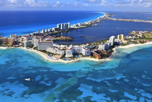 1000 places to go before i die: Cancun, Mexico