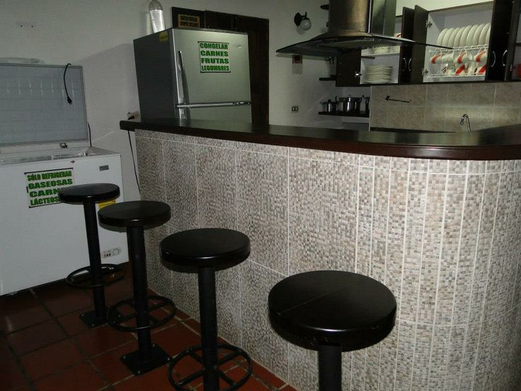 Barra americana cocina Finca Barbosa 042