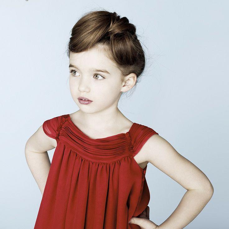 beautiful dressHoliday Dresses, Dior Kids, Chanel Bags, Minis Fashionista, Dior Red, Kids Fashion, Dior Baby, Babydior, Baby Dior