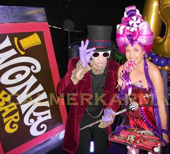 99 best charlie and the chocolate factory images on for Human canape trays
