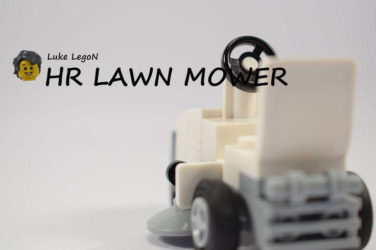 LEGO HR Lawn mower