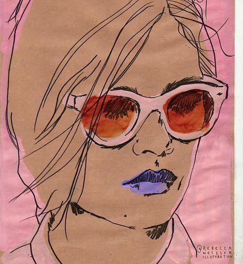 Rebecca Wetzler rebeccawetzler.com rebeccawetzlerillustration