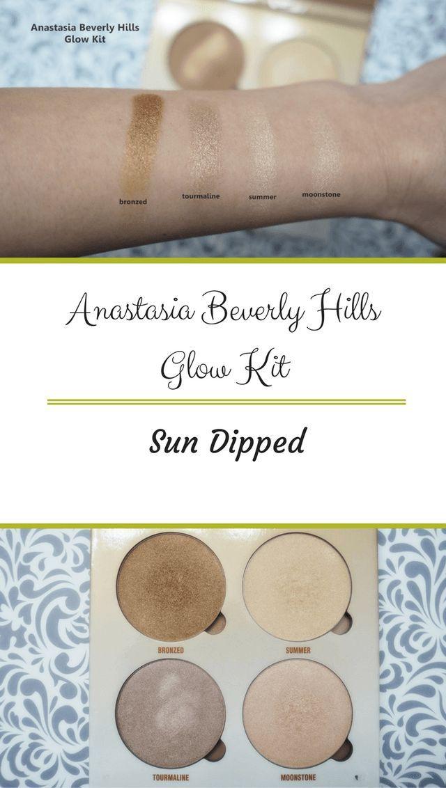 Anastasia Beverly Hills Glow Kit – Sun Dipped