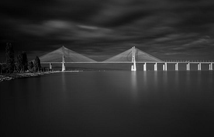Vasco da Gama Bridge by António Leão de Sousa on 500px