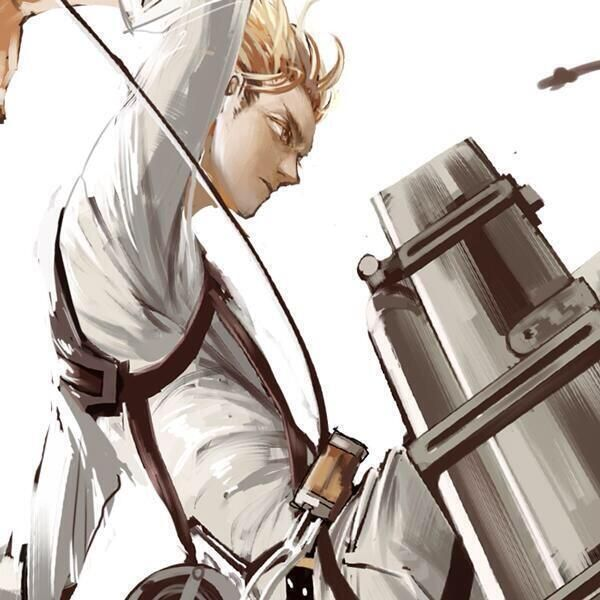 Attack on Titan-Nanaba | ナナバ, 進撃の巨人 漫画, アニメ