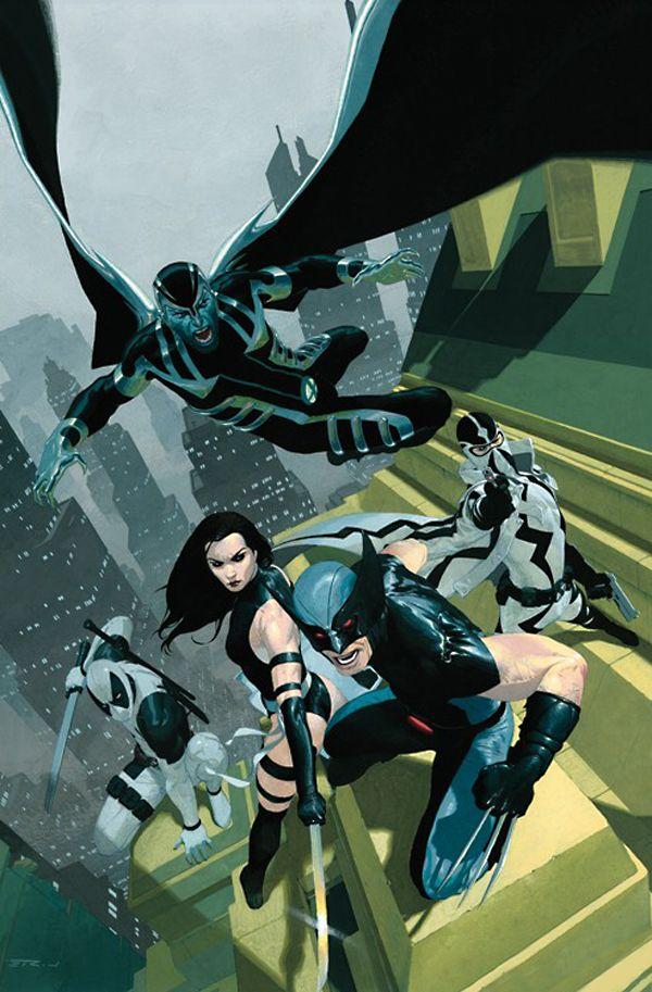 Uncanny X-Force by Esad Ribic