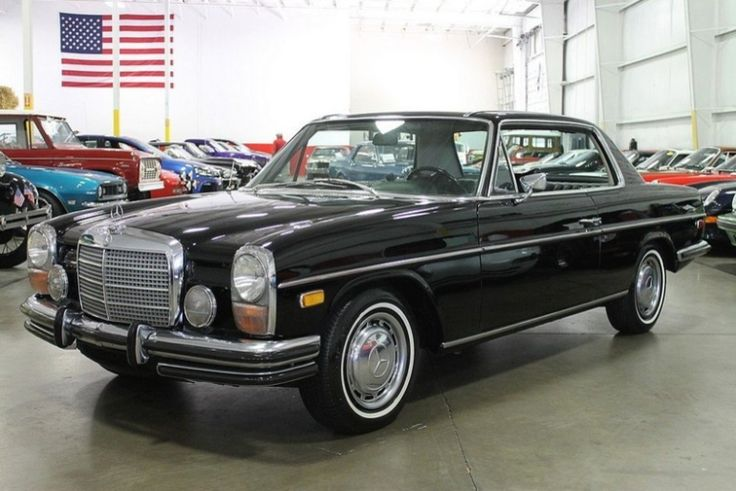 1972 mercedes benz 250c coupe want my car to look this for Mercedes benz 250c