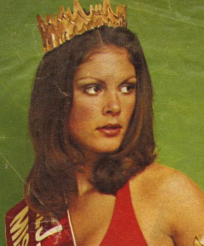 Shelley Latham | Miss South Africa 1973, and under top 5 at Miss World