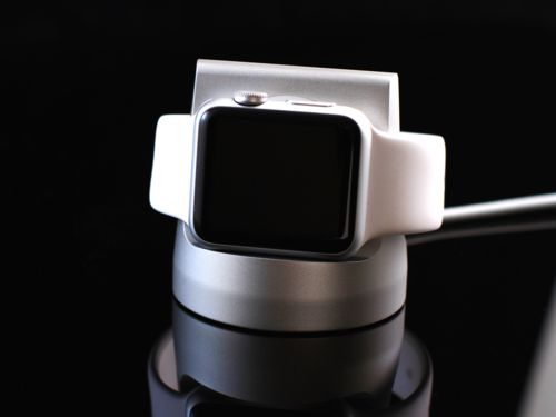 WATCHREST Apple Watch charging dock