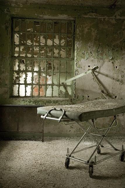 Dorothea Dix Mental Hospital