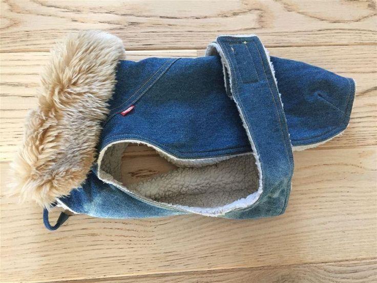Hundjacka på Tradera.com - Husdjurskläder | Husdjurstillbehör | Sport &