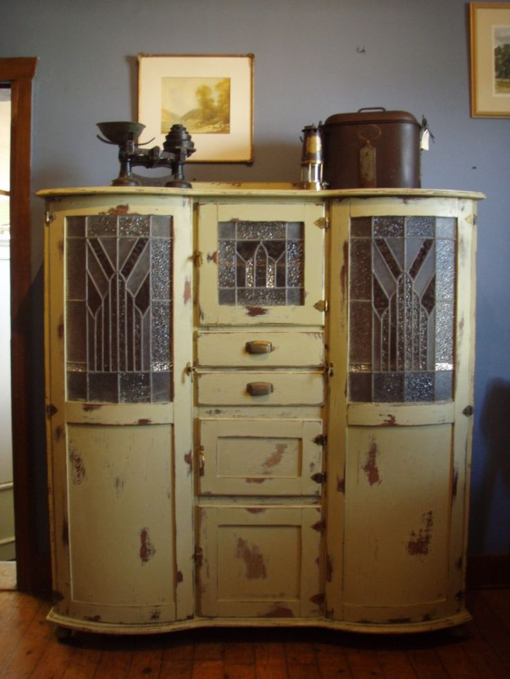Deco Kitchen Cabinet Art Deco Design Pinterest