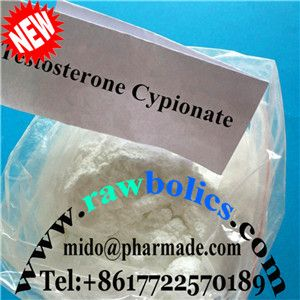 Testosterone Cypionate Steroids Powder online sale mido@pharmade.com