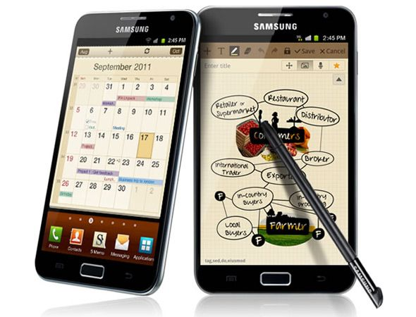 WIN! A Samsung Galaxy Note | If you're one of those people that look at your tiny phone and think 'if only this was bigger, and I could draw pictures all over it' – then we've got a competition that will blow our mind. Buying advice from the leading technology site