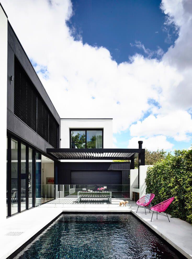 Kew House by Amber Hope Design
