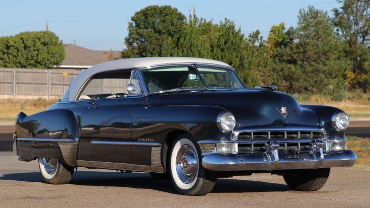 Pin op Classic Marques Cadillac
