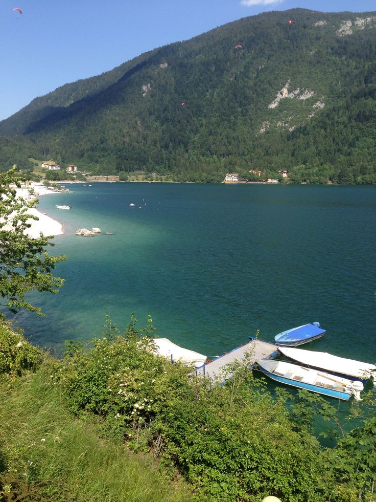#molveno  in #trentino lovely place