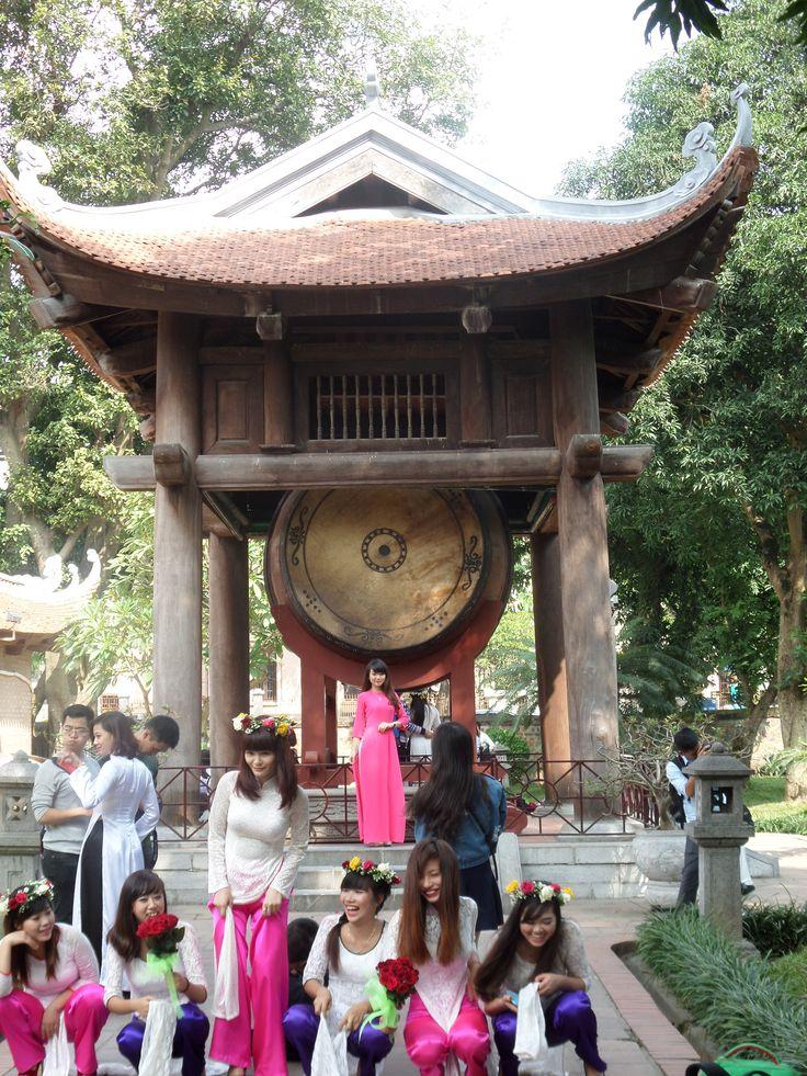 #hanoi Temple of Literature