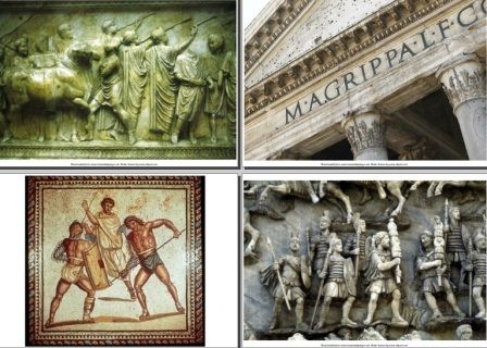 FREE printable educational posters, photos, vocabulary cards, coloring pages, and more for teaching Ancient Rome
