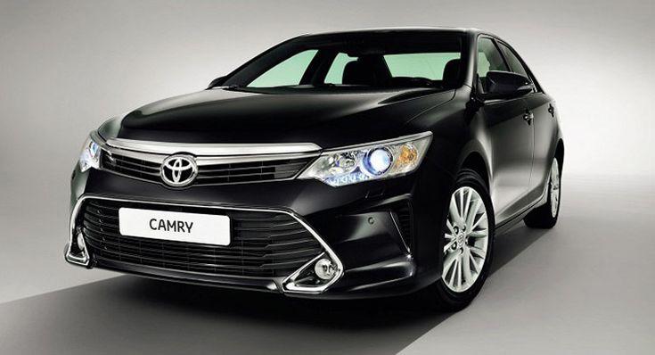 2015 Toyota Camry Black Availability