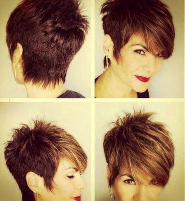Short Hairstyles 2016 Female