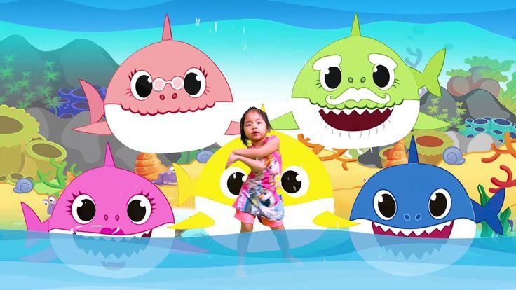 Baby Shark Dance 🦈 Kids Dance💃 Animal Songs🎵 Songs for ...