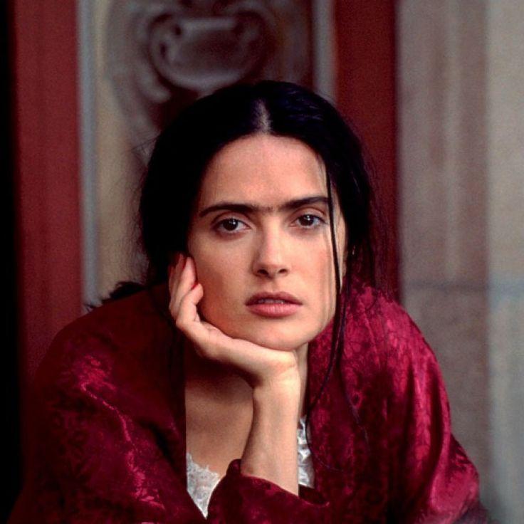 "Salma Hayek en ""Frida"", 2002"
