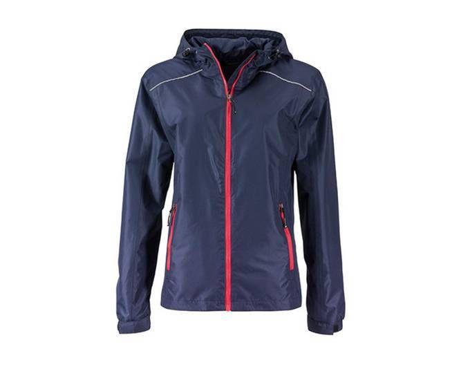 Ladies` Rain Jacket / Wind- und wasserdichtes Gewebe   James+Nicholson Jetzt bestellen unter: https://mode.ladendirekt.de/damen/bekleidung/jacken/sonstige-jacken/?uid=519619f5-5bc4-5528-a41c-f6c8e03ca298&utm_source=pinterest&utm_medium=pin&utm_campaign=boards #sonstigejacken #bekleidung #jacken