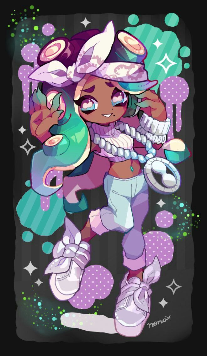 Splatoon 2 Marina Octo Expansion Not Mine Splatoon 2